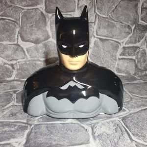 Batman Ceramic Coin Piggy Bank